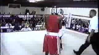 2003 Spring Ring King Danny Garcia vs. Ray McMillan