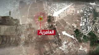 الجيش الحر يسيطر على ضاحية الأسد ويستعد لاقتحام الأكاديمية