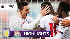 Unglaublich! Mané krönt Comeback in der 95. Minute | Aston Villa - FC Liverpool 1:2 | Highlights