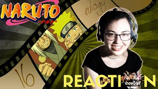 Naruto 16. Eulogy, Part 3 | Episodes 82-83 | Reaction