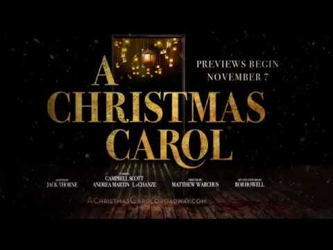 A Christmas Carol | On Broadway for 8 Weeks Only