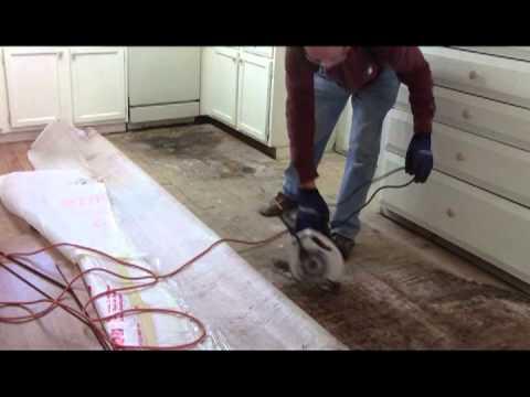 Diy Roberts Underlayment And Vapor Barrier Youtube