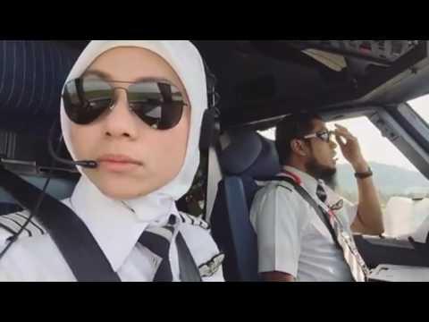 dalam cockpit   pilot   flight