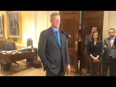 After resignations and a termination, more changes ahead for environmental agency, Gov. Charlie Baker says