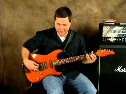 Guitar Lessons - Tone [The Color of Music].