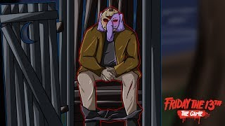 "Video Friday The 13th: The Game | ""OUTHOUSE STRATS!!!"" 
