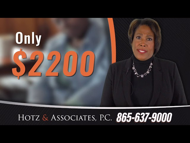 Hotz and Associates - Knoxville Car Wreck and Personal Injury Attorneys for over 35 years.