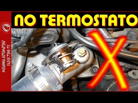 Que pasa si quitamos el termostato del auto?? (platica rapida al grano)