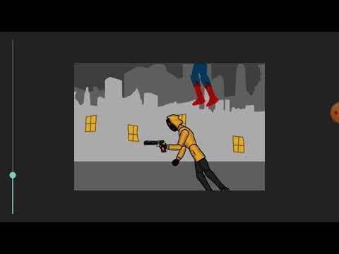 Человек-паук против худи