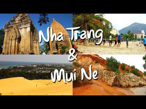 Nha Trang + Mui Ne - Vietnam; wonderful places on the south coast