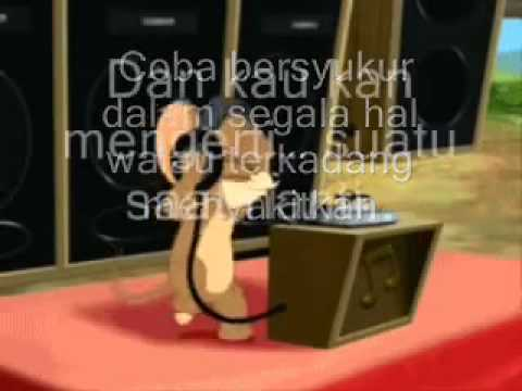 Monkey Boots- indah pada waktunya jerry cover with lirik 1