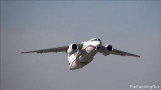 Rossiya Antonov An148 *RA-61706* Takeoff @ Düsseldorf [DUS/EDDL]