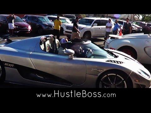 Koenigsegg Ccxr Trevita >> Floyd Mayweather's new $4.8 Million dollar car, the ...