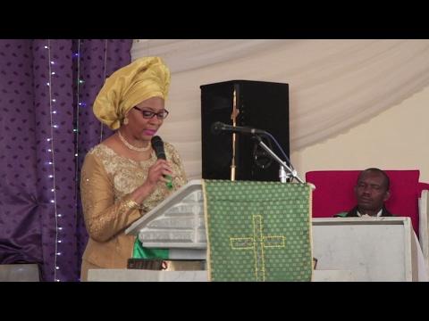 Ms Arunma Oteh's 50th Birthday Church Thanksgiving