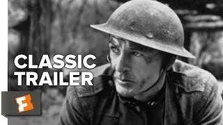 Sergeant York (1941) Official Trailer - Gary Cooper War Movie HD