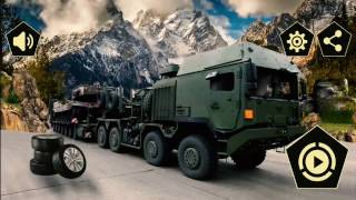 Army Truck Driver Cargo Duty | Android Gameplay HD|