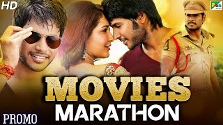 Sundeep Kishan (HD) | Movies Marathon – Promo | Releasing 13th October