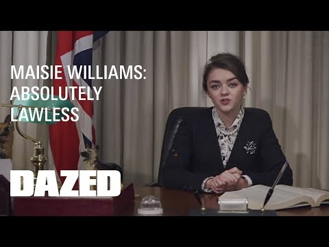 "Maisie Williams ""Kill List"" (Arya Stark, Game of Thrones)"