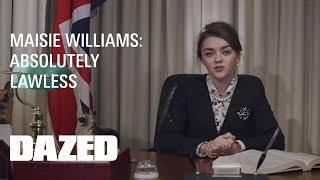 "Maisie Williams ""Kill List"" (Arya Stark, Game of Thrones)"