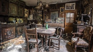 Inside a Post-War Derelict Time Capsule House (France)