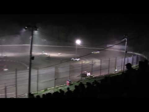 Hilltop Speedway Street Stock Feature 6-24-17