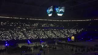 Ben Zucker Live Weihnachtssingen auf Schalke 2018 Veltins Arena Hallelujah