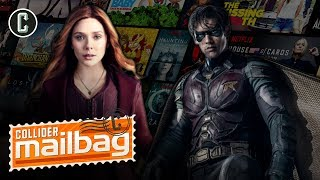 Will Netflix Create Original Superhero Shows to Compete with Marvel and DC? - Mailbag