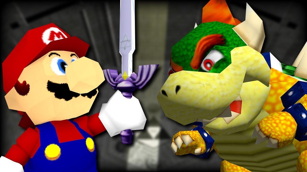 Super Mario 64: Ocarina of Time\' is the perfect Nintendo mashup