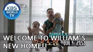 Welcome to William's new home!  [The Return of Superman/2018.09.02]