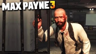 Max Payne 3 - Chapter #13 - A Fat Bald Dude with a Bad Temper (All Collectibles)