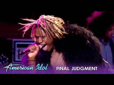 Uché: Comes Out Of Nowhere and BRINGS THE HOUSE DOWN! | American Idol 2019