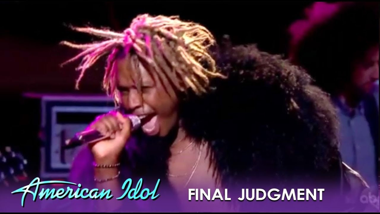 Download Uché: Comes Out Of Nowhere and BRINGS THE HOUSE DOWN!   American Idol 2019