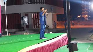 IITH Stand up Comedy by Utkarsh Mangal