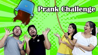 Extreme Prank Challenge Part 2 | Prank Gone Wrong | Hungry Birds