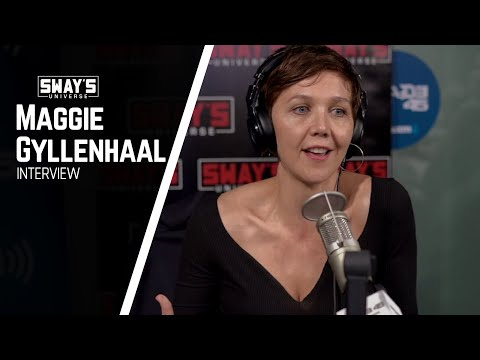 Maggie Gyllenhaal On New Netflix Movie 'The Kindergarten Teacher', The Deuce, Brett Kavanaugh & More