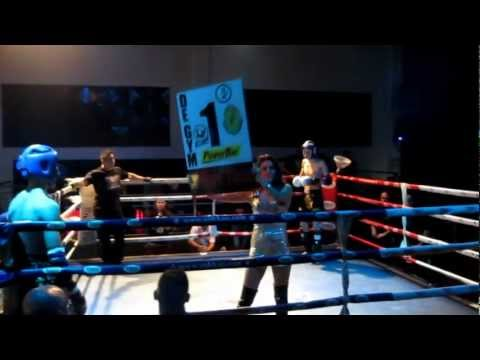 Muay Thai Match Godoroja vs D'Asdia (Black Rose 10.03.2013)