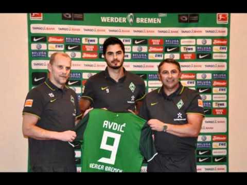 Denni Avdic - Welcome to Bremen by Werderfreak259