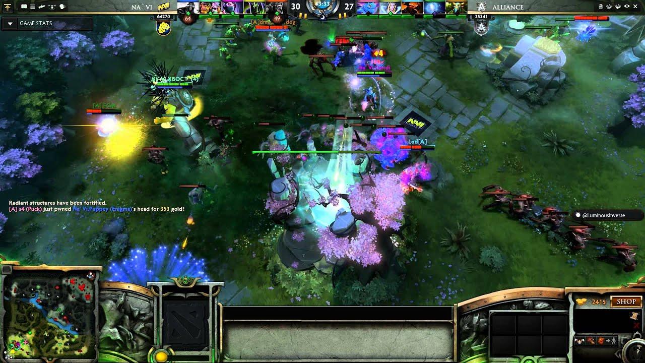Download BIGGEST COMEBACK EVER! by Alliance vs Na'Vi [Highlight] @ TI3 Grand Final game 5