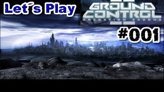 Let's Play Ground Control 2 #001 [De | HD] - Kurzes Training