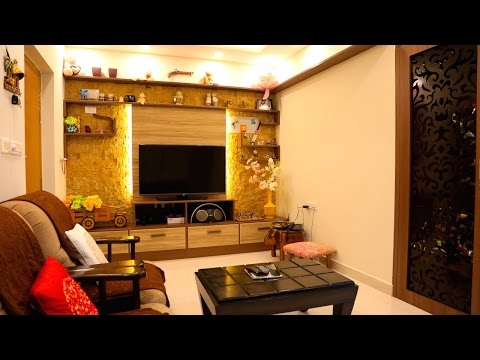 Sushma and Pradeep's home | Interior Design| at Shriram Suhaana | Bangalore