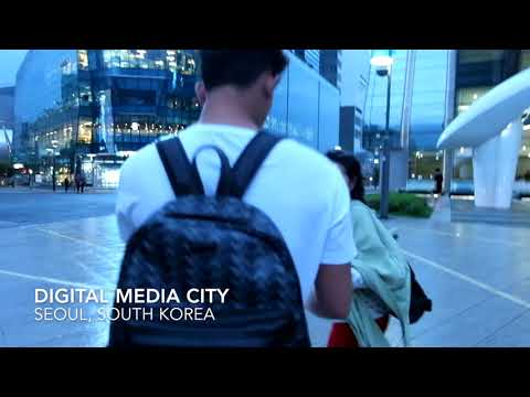 Trip to Seoul - Digital Media City
