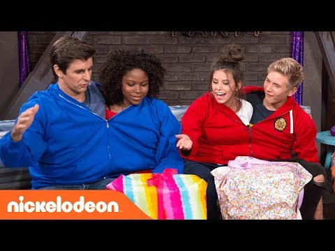 Henry Danger: Sick & Wired + Game Shakers: Spy Games | The After Party |  Nick