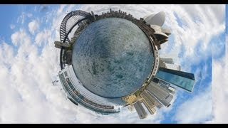 How To Make Circle Photographs - Tiny Planet