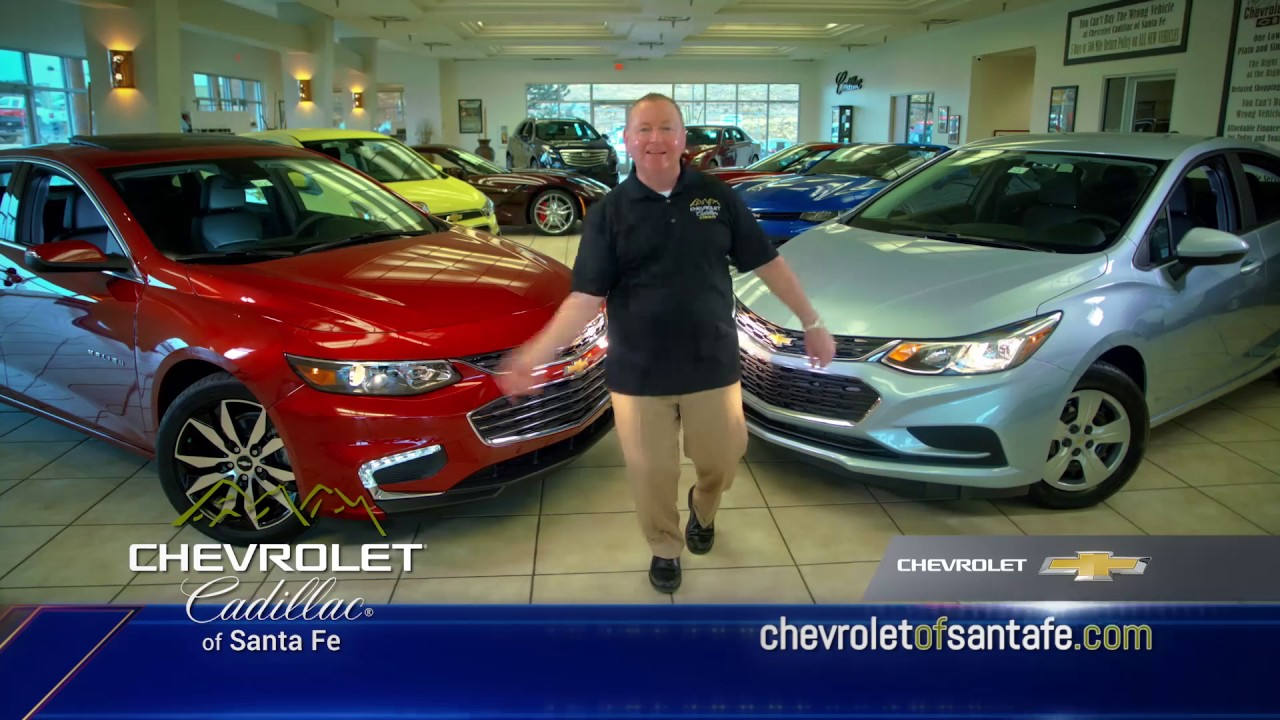 chevrolet cadillac of santa fe certified pre owned youtube. Black Bedroom Furniture Sets. Home Design Ideas