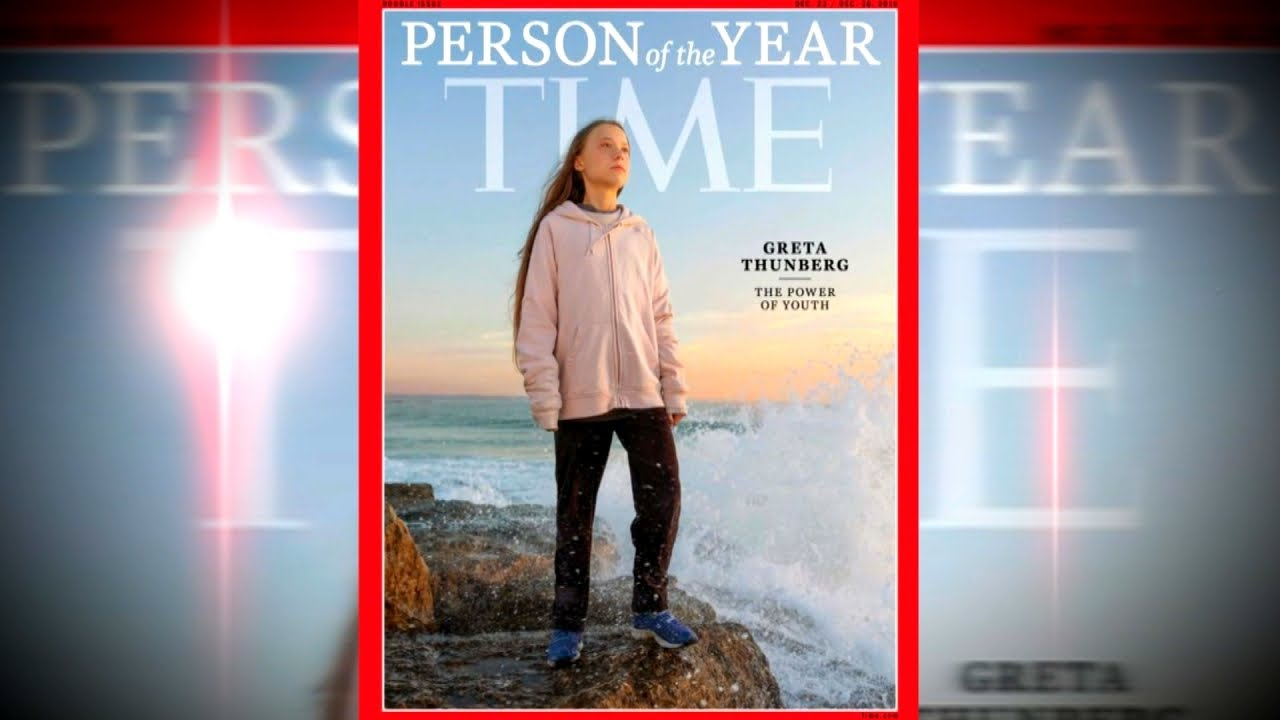 Time's Person of the Year is its youngest ever: Greta Thunberg, the ...