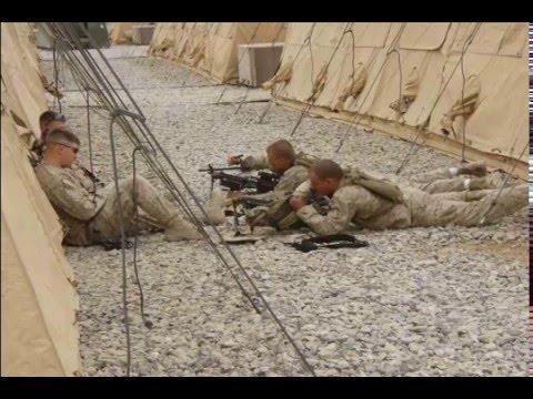 Marine kick ass video