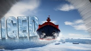 ICED Gameplay - Incoming Ship! - Surviving On A Iceberg - ICED Gameplay Highlights Part 2