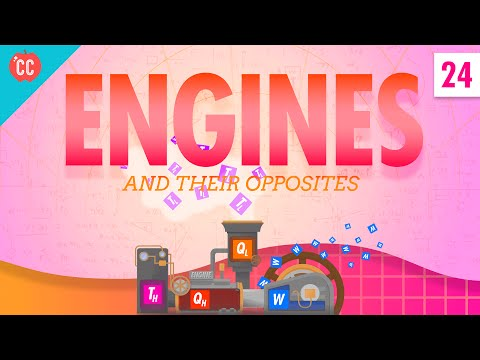 Engines: Crash Course Physics #24