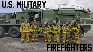LIVE FIRE TRAINING WITH U.S. ARMY FIREFIGHTERS!!!