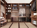Walk in Wardrobe Ideas for Small Spaces Designs